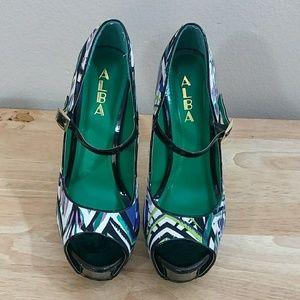 Alba High Heel Shoe